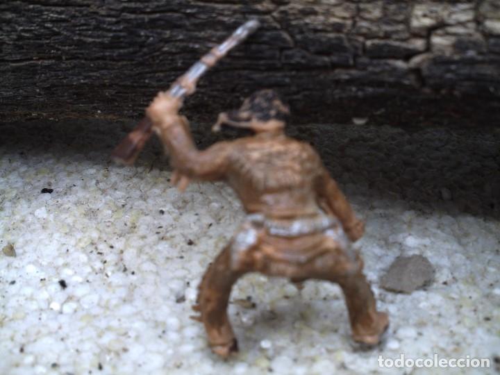 Figuras de Goma y PVC: apache de estereoplast - Foto 3 - 116120063