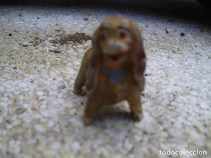 Figuras de Goma y PVC: la dama de la dama y el bagamundo de goma de pech - Foto 3 - 116216471