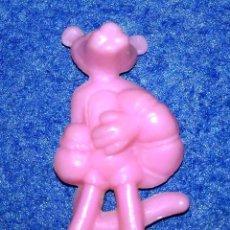 Figuras de Goma y PVC: DUNKIN MINI FIGURA - PANTERA ROSA 1984 - PLAYERO. Lote 116221963