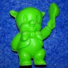 Figuras de Goma y PVC: DUNKIN MINI FIGURA - WARNER BROS 1968 - PORKY. Lote 116222231