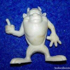 Figuras de Goma y PVC: DUNKIN MINI FIGURA - WARNER BROS 1968 - TAZ. Lote 116222251