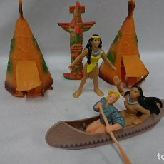 Figuras de Goma y PVC: POCAHONTAS DE COMANSI . Lote 116307115