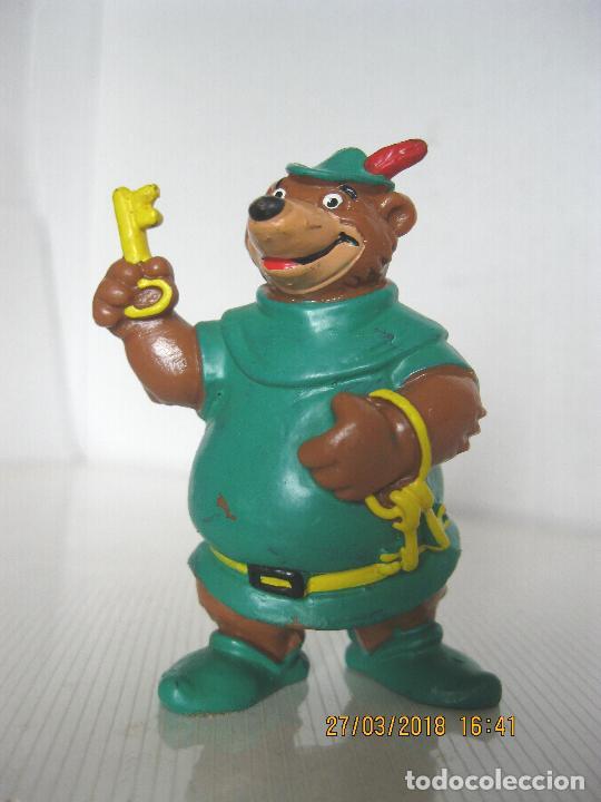 FIGURA ROBIN HOOD BULLY AÑO 1982 (Juguetes - Figuras de Goma y Pvc - Bully)