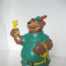 Figuras de Goma y PVC: FIGURA ROBIN HOOD BULLY AÑO 1982. Lote 116460283