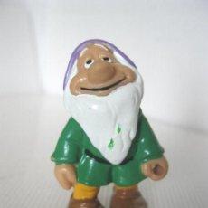 Figuras de Goma y PVC: FIGURA ENANITO FELIZ BULLY . Lote 116460579
