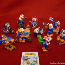 Figuras Kinder: KINDER 2000. LOS CABALLEROS CÓNDORES. SERIE COMPLETA.. Lote 116520823