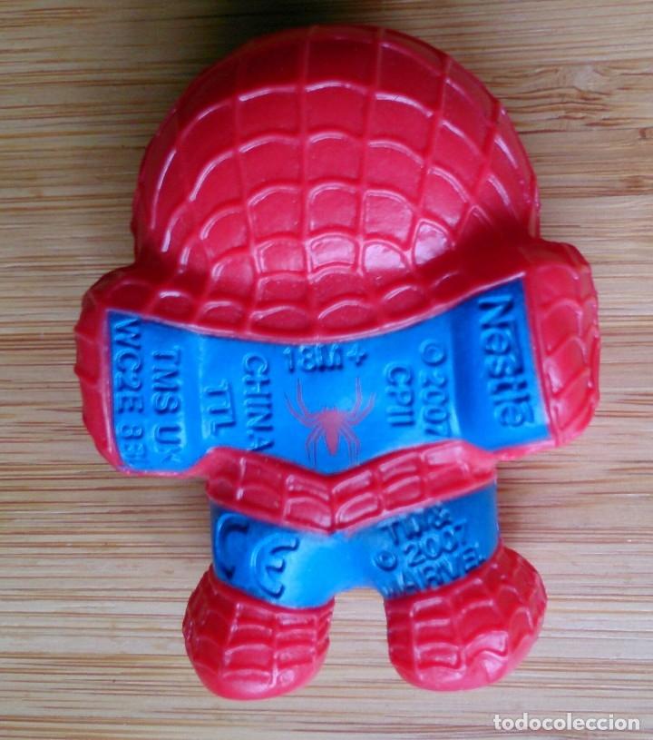 Figuras de Goma y PVC: Figura promocional Spiderman Nestlé 2007 - Foto 2 - 159998969