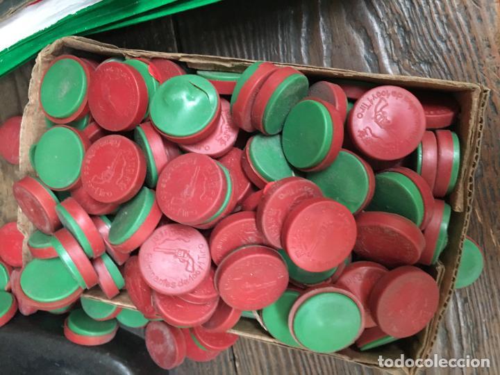 Figuras de Goma y PVC: CAJITA DE FULMINANTES MIXTOS AÑOS 60 - Foto 4 - 144752372