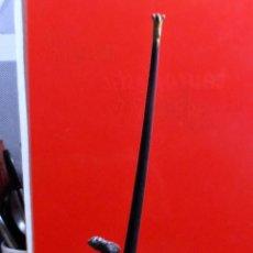 Figuras de Goma y PVC: CABALLERO NEGRO. SCHLEICH.. Lote 116663347