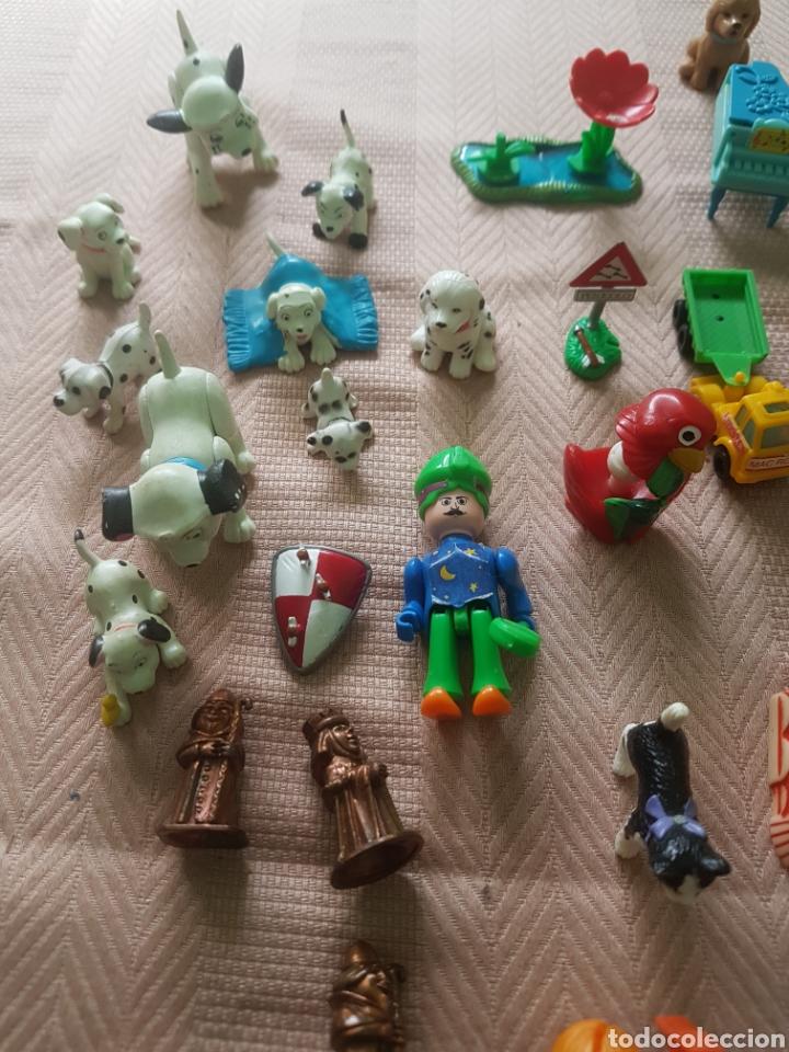 Figuras Kinder: Lote 78 figuras pvc ferrero kinder - Foto 2 - 116683646