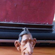 Figuras de Goma y PVC: BUSTO GOMA PRINCIPE CARLOS. SPITTING IMAGE.. Lote 116753254