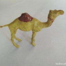 Figuras de Goma y PVC: FIGURA DROMEDARIO DE GAMA. Lote 116762647