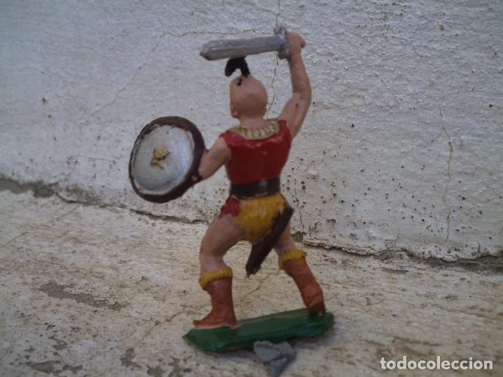 Figuras de Goma y PVC: guerreo huno de jecsan - Foto 2 - 116777091