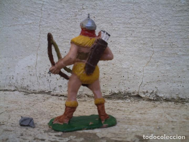 GUERREO HUNO DE JECSAN (Juguetes - Figuras de Goma y Pvc - Jecsan)