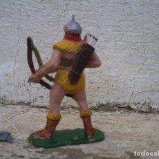 Figuras de Goma y PVC: GUERREO HUNO DE JECSAN. Lote 116777427