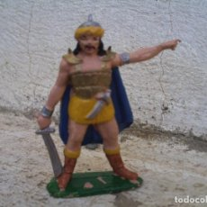 Figuras de Goma y PVC: ATILA REY DE LOS HUNOS DE JECSAN. Lote 116777787