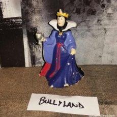 Figuras de Goma y PVC: MUÑECO DE GOMA LA REINA MALVADA DE BLANCANIEVES Y LOS SIETE ENANITOS BULLY BULLYLAND DISNEY. Lote 116865747