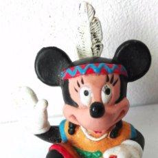 Figuras de Goma y PVC: FIGURA MICKIE MOUSE INDIO. Lote 116938947