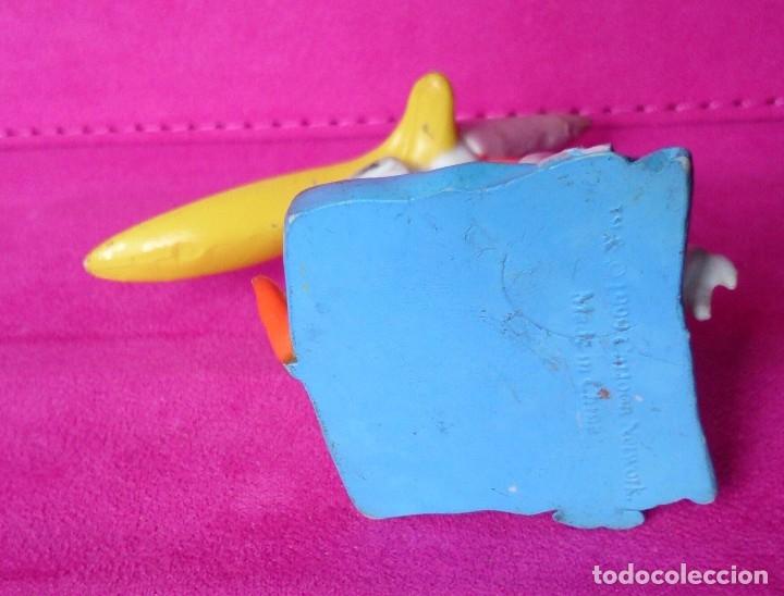 Figuras de Goma y PVC: Figura PVC Cartoon Network Vaca y Pollo 1999 - Foto 4 - 117023283