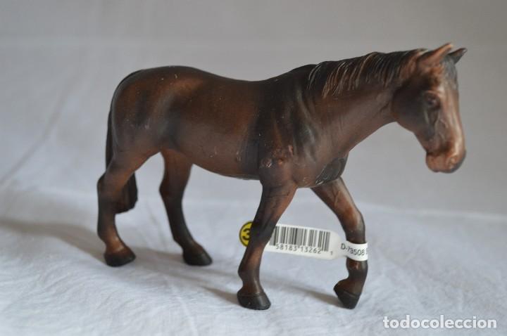 Figuras de Goma y PVC: Yegua. Figura Schleich. 2001. romanjuguetesymas. - Foto 3 - 208079041