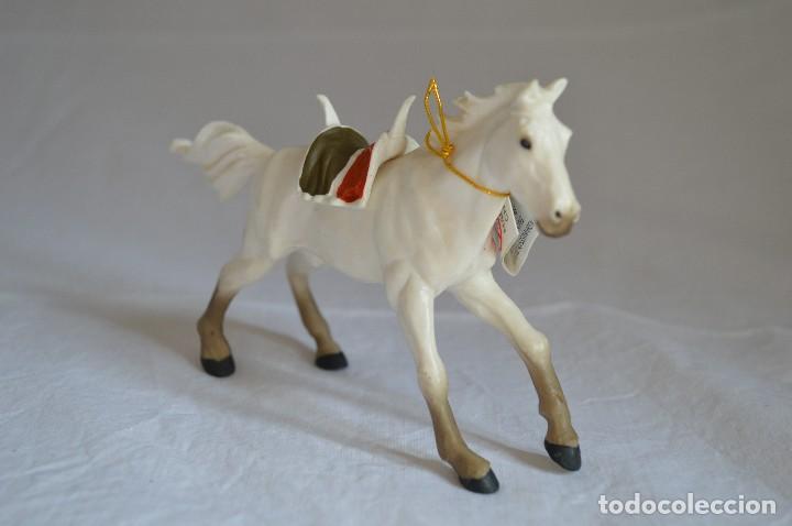 Figuras de Goma y PVC: Caballo. Figura Papo. 1999. romanjuguetesymas. - Foto 3 - 117379835