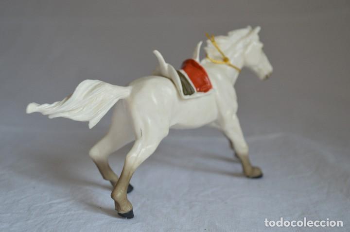 Figuras de Goma y PVC: Caballo. Figura Papo. 1999. romanjuguetesymas. - Foto 4 - 117379835