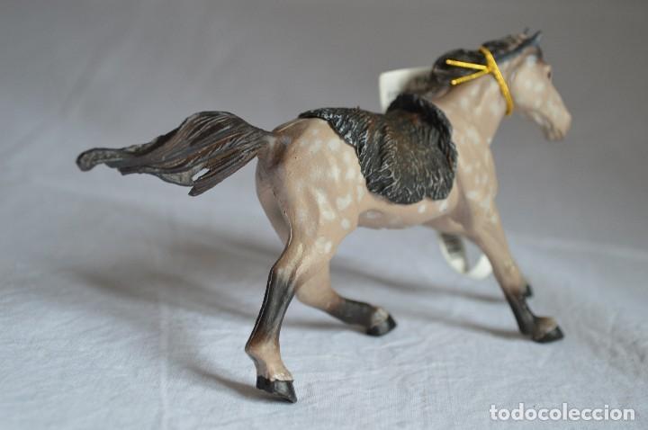 Figuras de Goma y PVC: Caballo. Figura Papo. 1999. romanjuguetesymas. - Foto 4 - 117541327