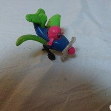 Figuras Kinder: FIGURA PVC AVION. Lote 117463343