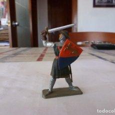 Figuras de Goma y PVC: GUERRERO MEDIEVAL-(54MM). Lote 117522951