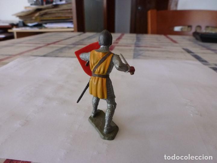 Figuras de Goma y PVC: GUERRERO MEDIEVAL-(54MM) - Foto 2 - 117523011