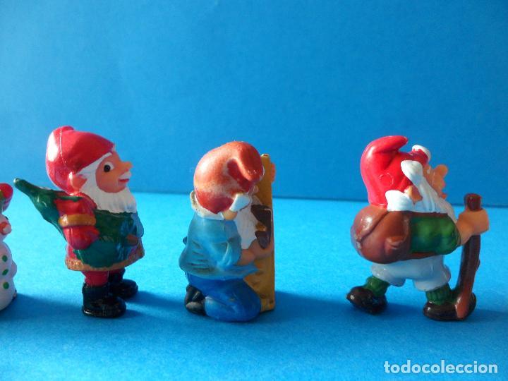 Figuras Kinder: Variado lote de Enanitos o Gnomos Kinder Sorpresa - Foto 9 - 117556871