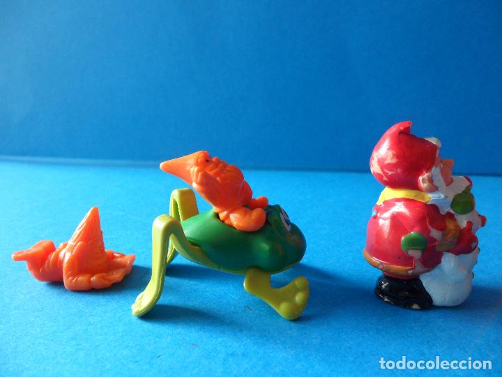 Figuras Kinder: Variado lote de Enanitos o Gnomos Kinder Sorpresa - Foto 10 - 117556871