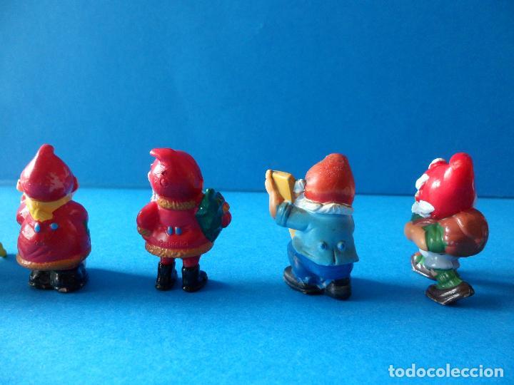 Figuras Kinder: Variado lote de Enanitos o Gnomos Kinder Sorpresa - Foto 12 - 117556871