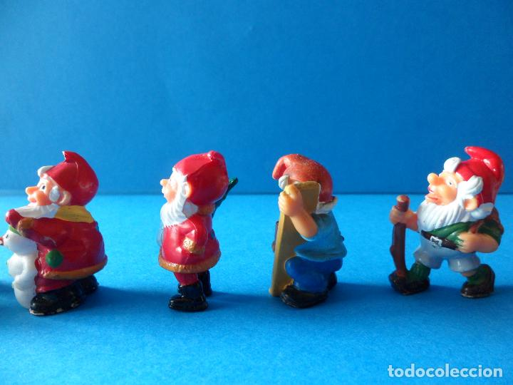 Figuras Kinder: Variado lote de Enanitos o Gnomos Kinder Sorpresa - Foto 15 - 117556871