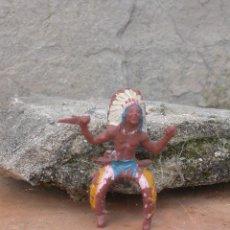 Figuras de Goma y PVC: FIGURA SOTORRES. Lote 117767531