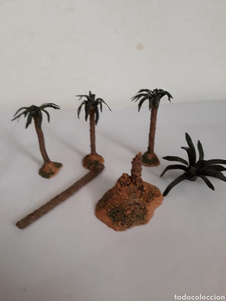 GAMA PALMERAS SAFARI (Juguetes - Figuras de Goma y Pvc - Gama)