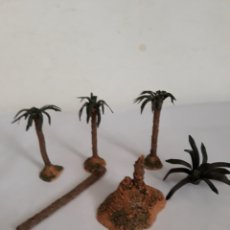 Figuras de Goma y PVC: GAMA PALMERAS SAFARI. Lote 117813116