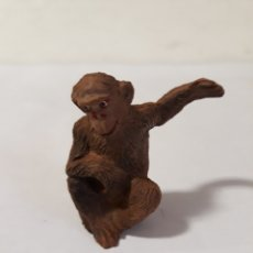 Figuras de Goma y PVC: FIGURA MONO CHIMPANCE DE PECH. Lote 117829608