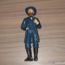 Figuras de Goma y PVC: WILD WEST GENERAL GRANT PVC COMANSI WESTERN OESTE. Lote 117843419
