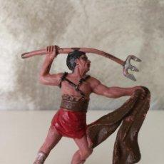 Figuras de Goma y PVC: GLADIADOR ROMANO REAMSA EN GOMA. Lote 117980815