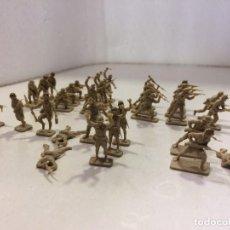 Figuras de Goma y PVC: AIRFIX - SOLDADOS DEL AFRICA CORPS. Lote 117996679