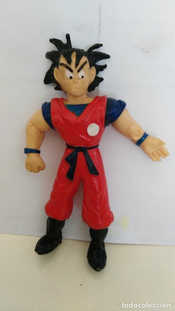 SON GOKU - DRAGON BALL - PVC YOLANDA SPAIN- 1989 (Juguetes - Figuras de Goma y Pvc - Otras)