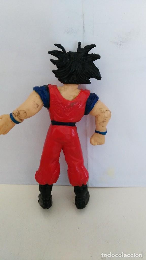 Figuras de Goma y PVC: SON GOKU - DRAGON BALL - PVC YOLANDA SPAIN- 1989 - Foto 2 - 117997071