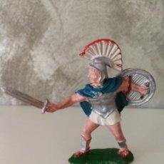 Figuras de Goma y PVC: SOLDADO GRIEGO GLADIADOR LAFREDO EN GOMA BLANDA. Lote 118031811