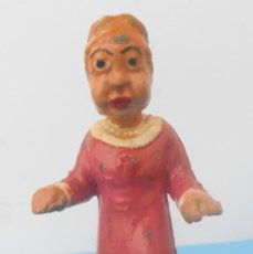 Figuras de Goma y PVC: FIGURA DE TIA CRISTINA. DE HERTA FRANKEL. ESTEREOPLAST - JECSAN.. Lote 118128503