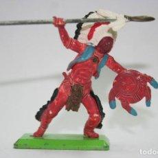 Figuras de Goma y PVC: FIGURA INDIO BRITAINS DEETAIL LTD. Lote 118348035