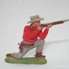 Figuras de Goma y PVC: FIGURA OESTE VAQUERO BRITAINS. Lote 118349323