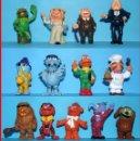 Figuras de Goma y PVC: LOS MUPPETS TELEÑECOS MUPPET SHOW LOTE 13 FIGURAS PVC SCHLEICH COLECCION COMPLETA. Lote 118539795