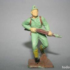 Figuras de Goma y PVC: FIGURA PECH HERMANOS SOLDADO JAPONÉS. Lote 118587703