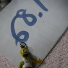 Figuras de Goma y PVC: FIGURA DIBUJOS ANIMADOS SIMPSON - ENVIO INCLUIDO A ESPAÑA. Lote 118670327